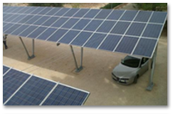 photovoltaic parking