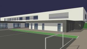 Centre scolaire à Castro D'aire