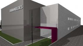 Edifício Sede e Fábrica - Duramoldes