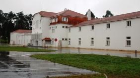 Unité de soins continus à l'hôpital Rovisco Pais